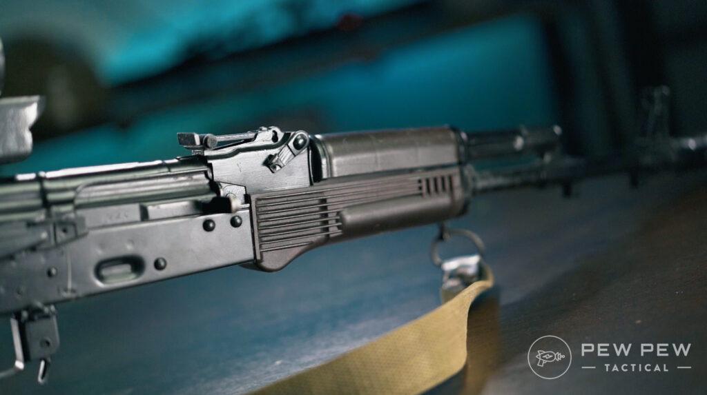 Lancaster Arms Rough Rider AK-74 Furniture