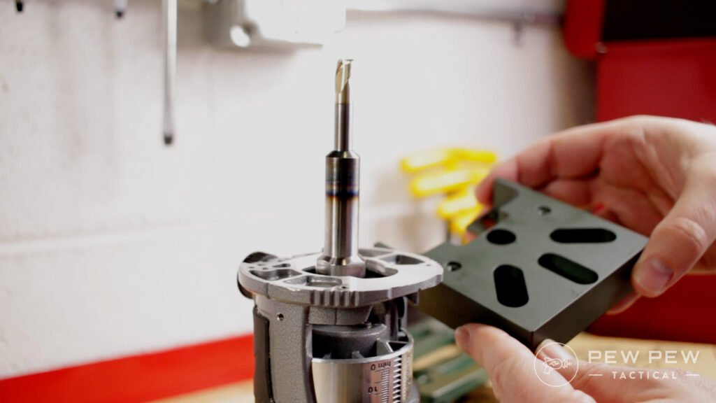 80 Percent Arms Easy Jig Gen 3 Router Base Plate