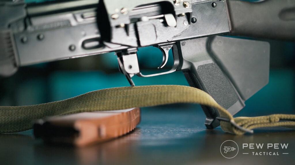 Lancaster Arms Rough Rider AK-74 Trigger