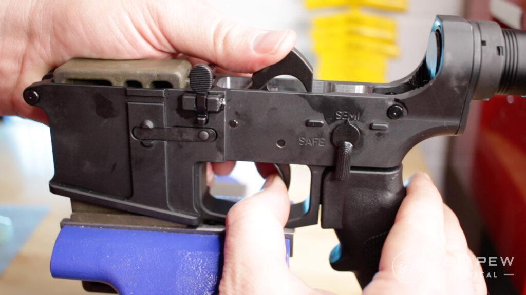 80 Percent Arms Easy Jig Gen 3 Fuinction Test