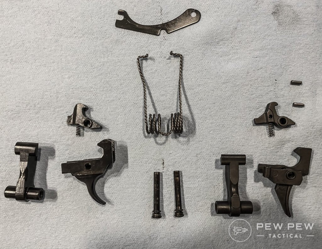 Zastava Arms ZPAP92 Trigger Components