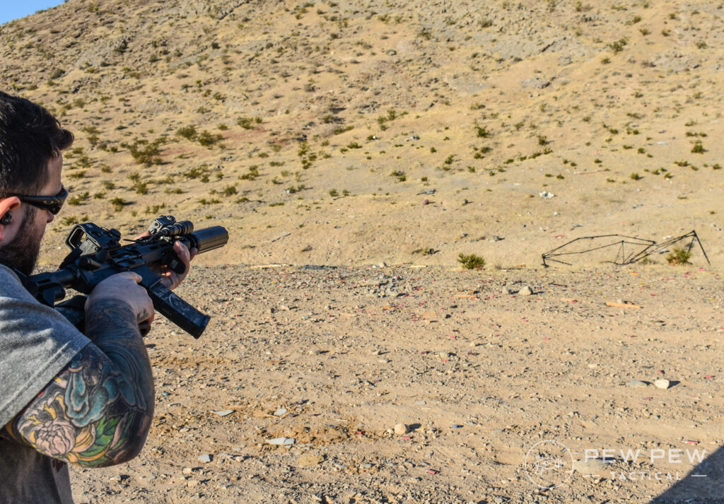 Bowers Group Griptastic Shooting