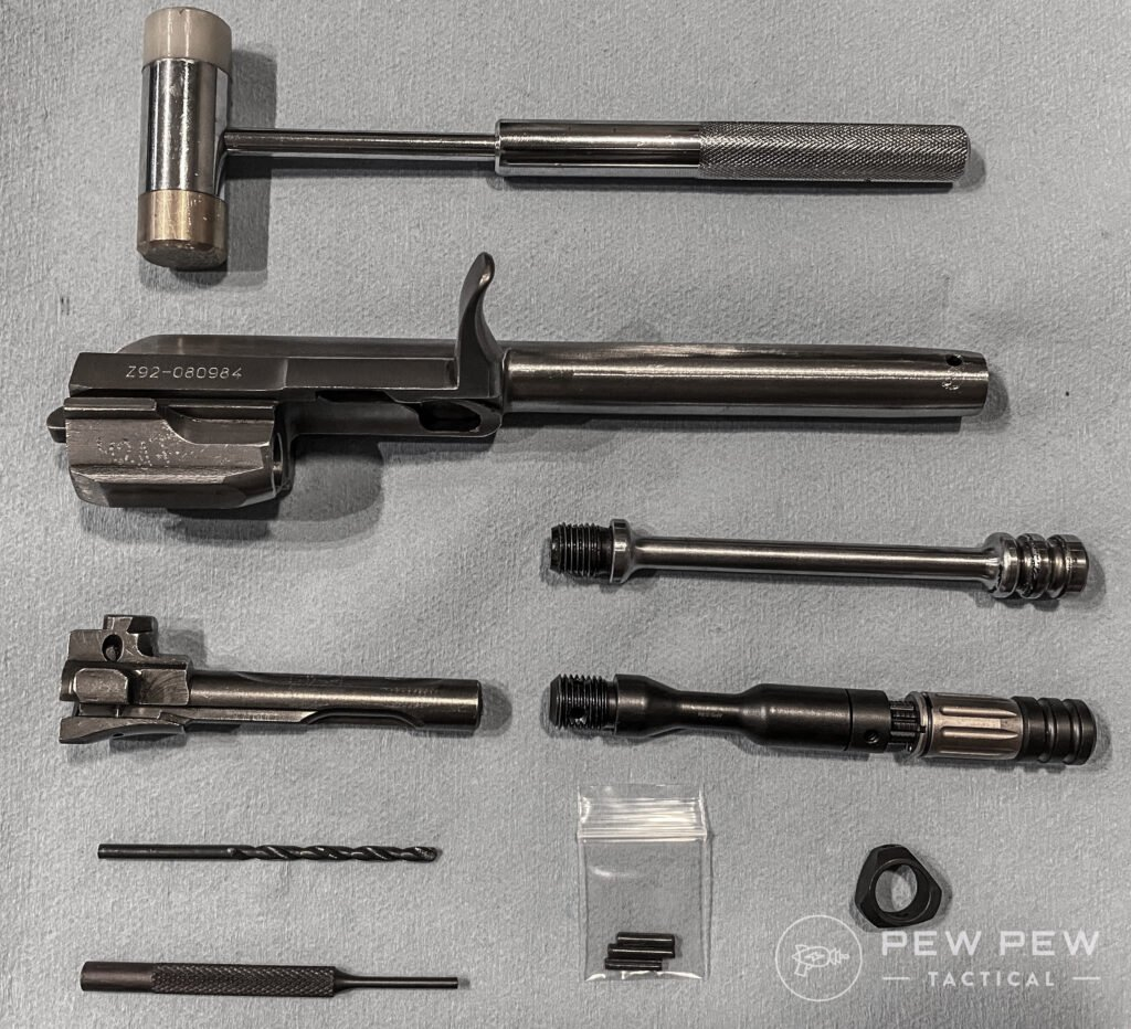 Zastava Arms ZPAP92 Piston Components