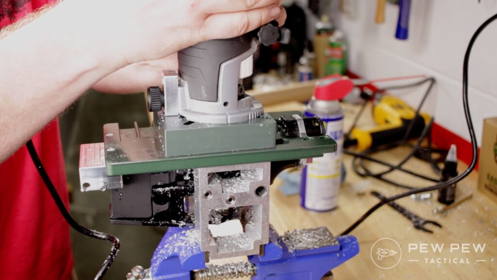 80 Percent Arms Easy Jig Gen 3 Router