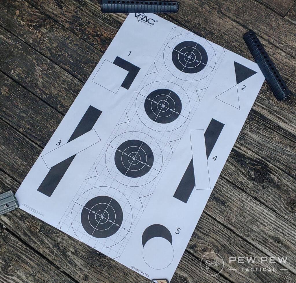 VTAC Target Side B