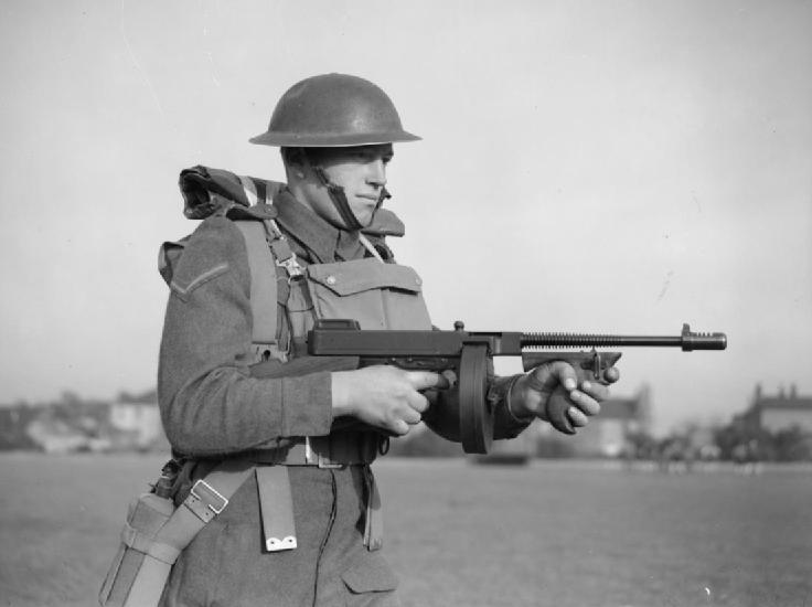 Corporal with M1928