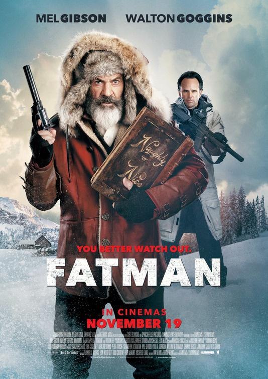 Fatman Movie Poster