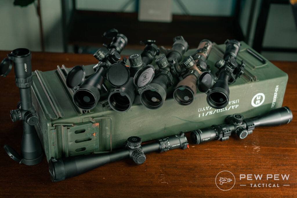 Group Pic, Primary Arms, Bushnell, PSA (1)