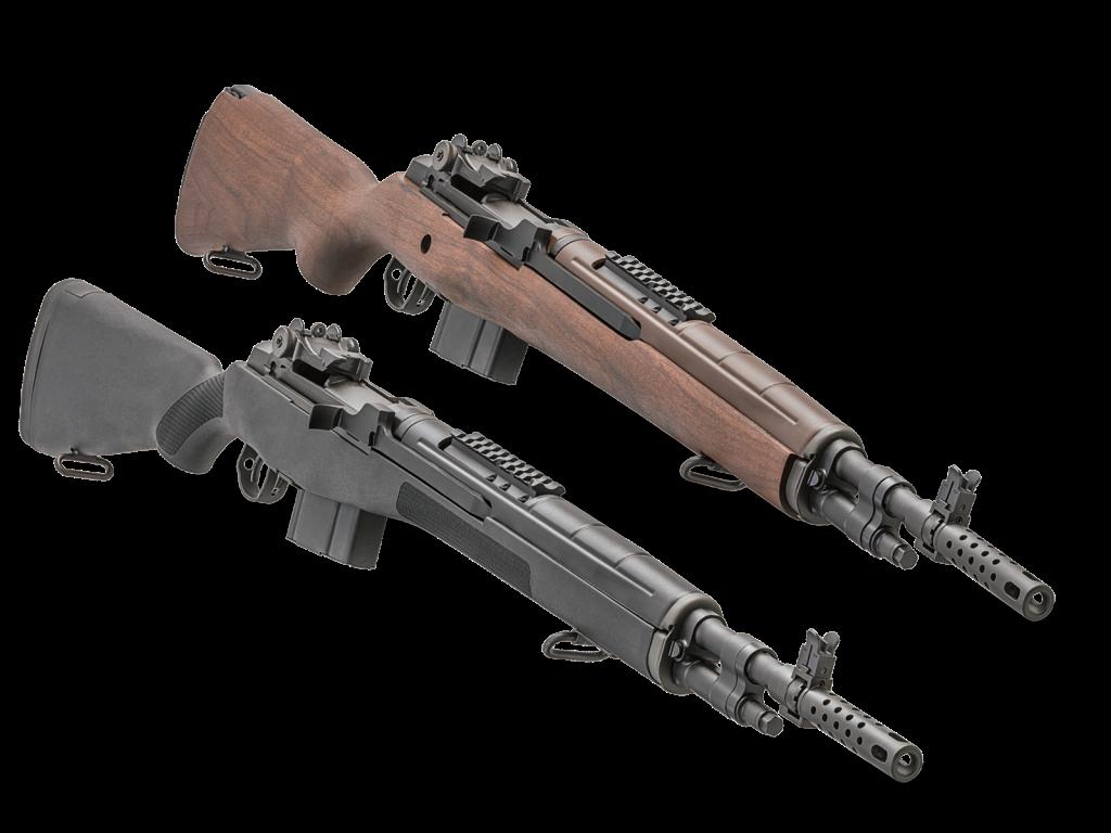 Scout Squad M1A Rifles