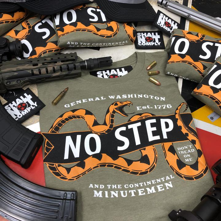 Shall Not Comply No Step