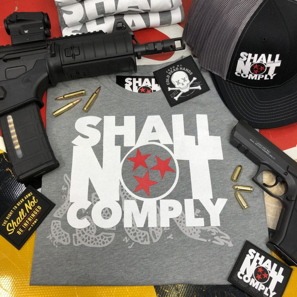Shall Not Comply