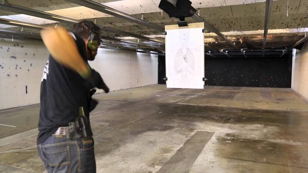 Training with a RE Factor Kill Zone