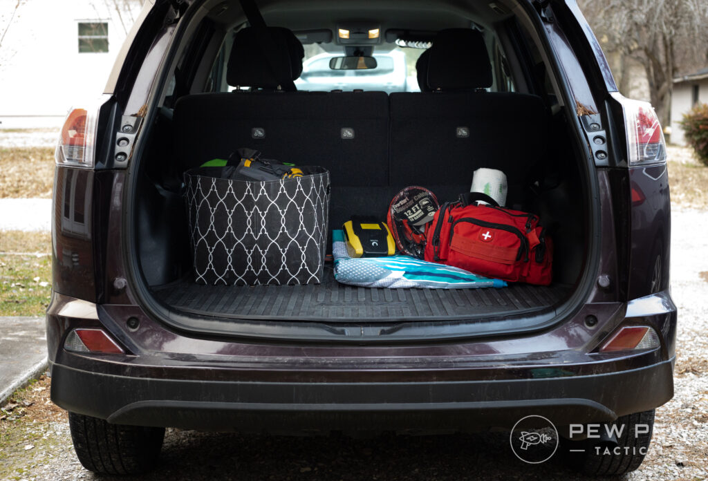 Car Survival Trunk