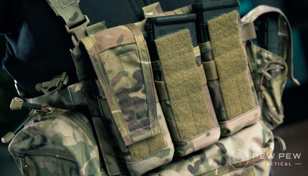Crye Precision AirLite Chest Rig Mag Pouches