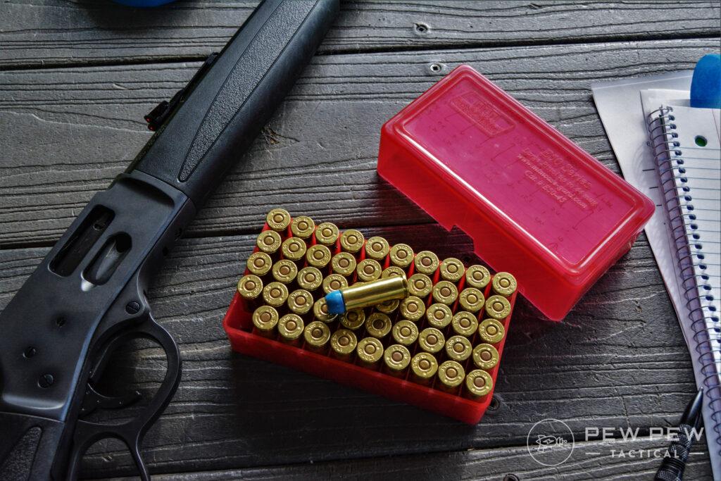 45 Colt Reloads Lever Action
