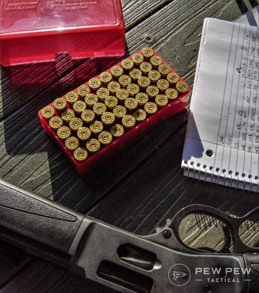 45 Colt Reloads