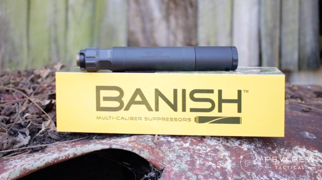 Silencer Center Banish 45