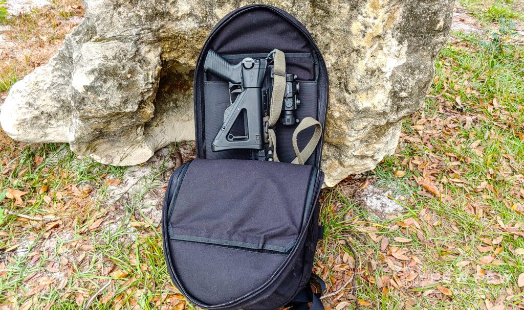 Sneaky Bags Covert Rifle Bag Inside