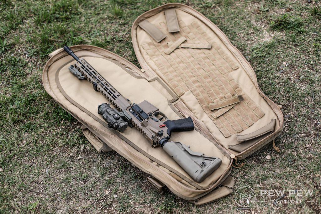 Coffin Single Rifle 34