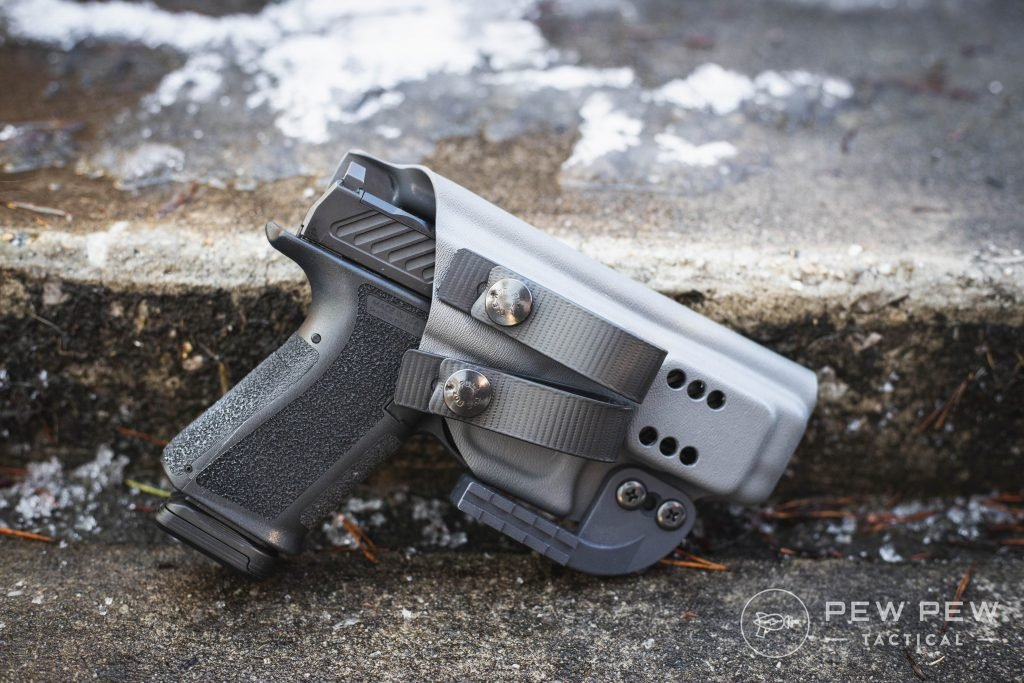 Concealed Carry Gun in Holster