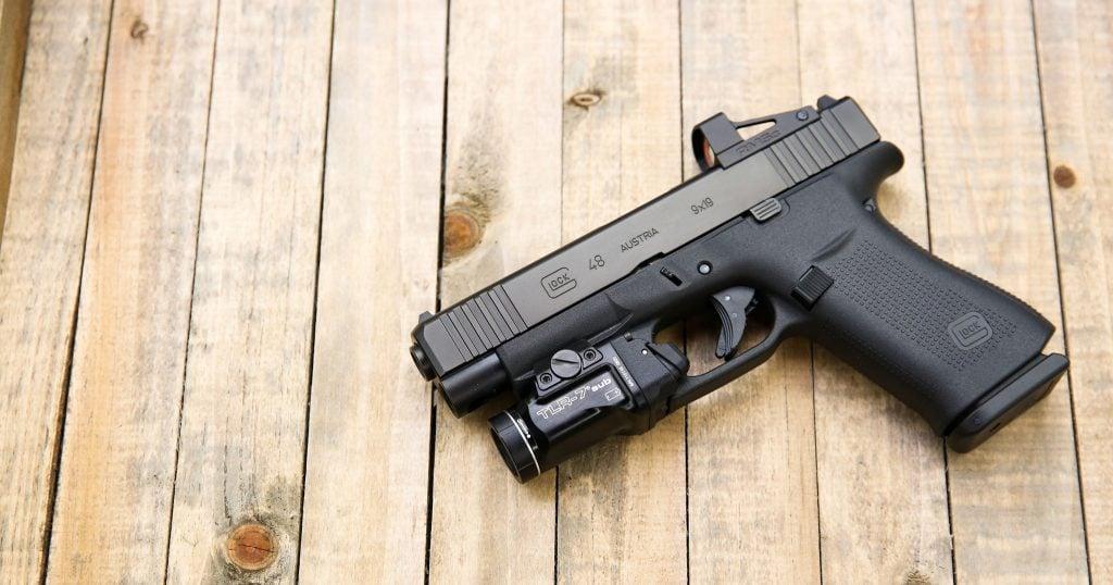 Glock G48 MOS