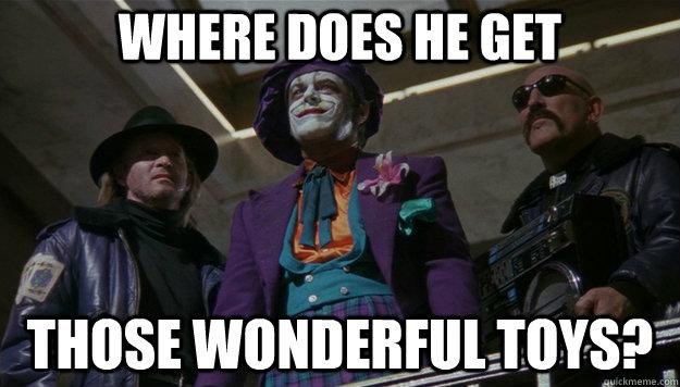 Joker Toys Meme
