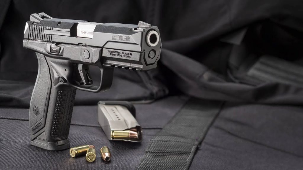 Ruger American Pistol (NRApubs)