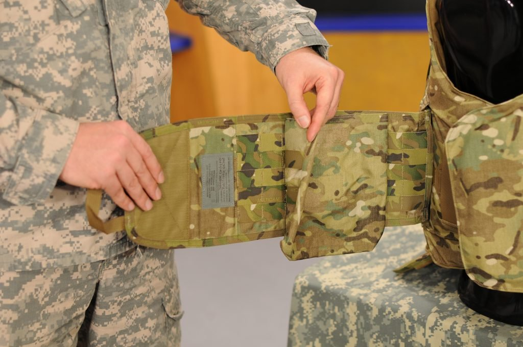 Side Plates Body Armor