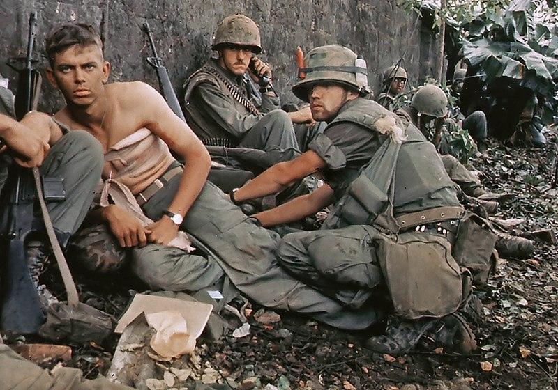 Vietnam War Operation Hue City 1967