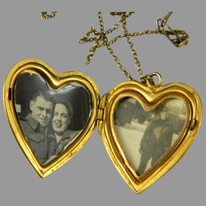 WWII locket 2