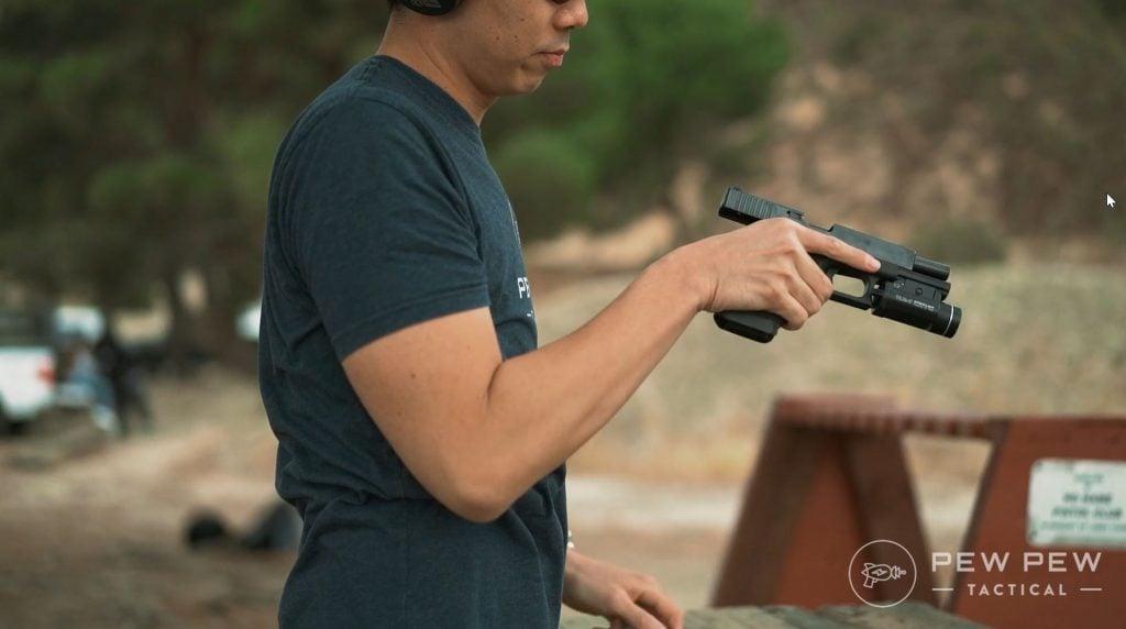 Checking if Gun is Safe at Range