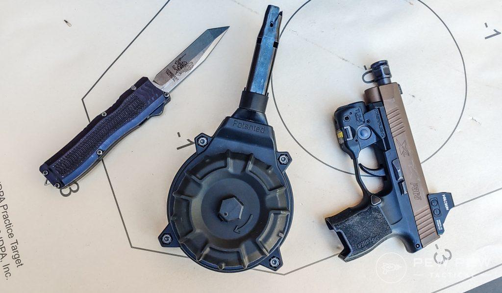 Sig Sauer P365 Upgrades