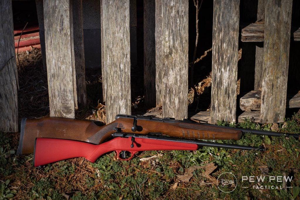 Savage Arms Rascal & B22 G