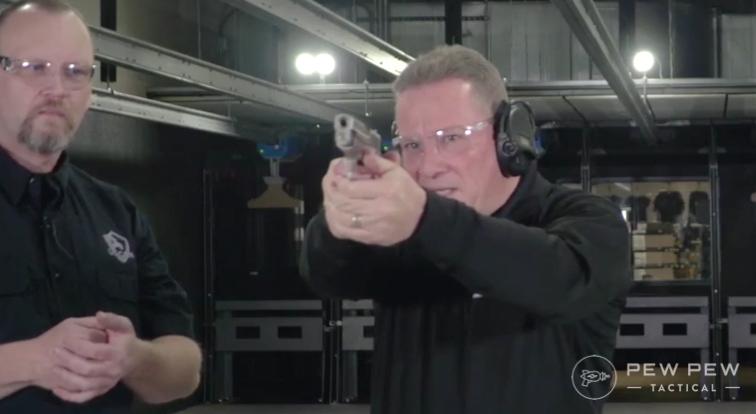 Mastering Handgun, Reset Drill