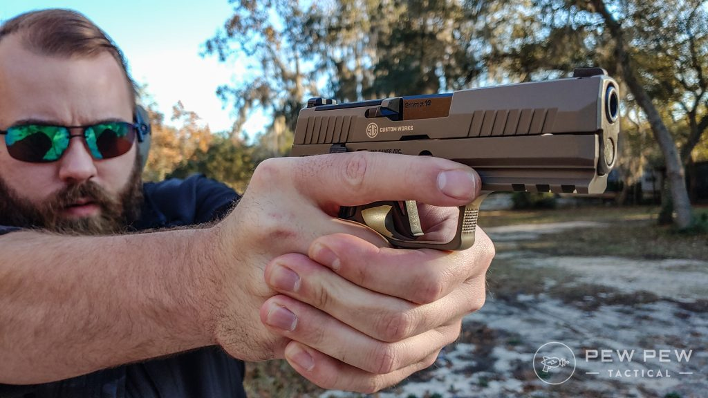 Sig Sauer AXG Right Side