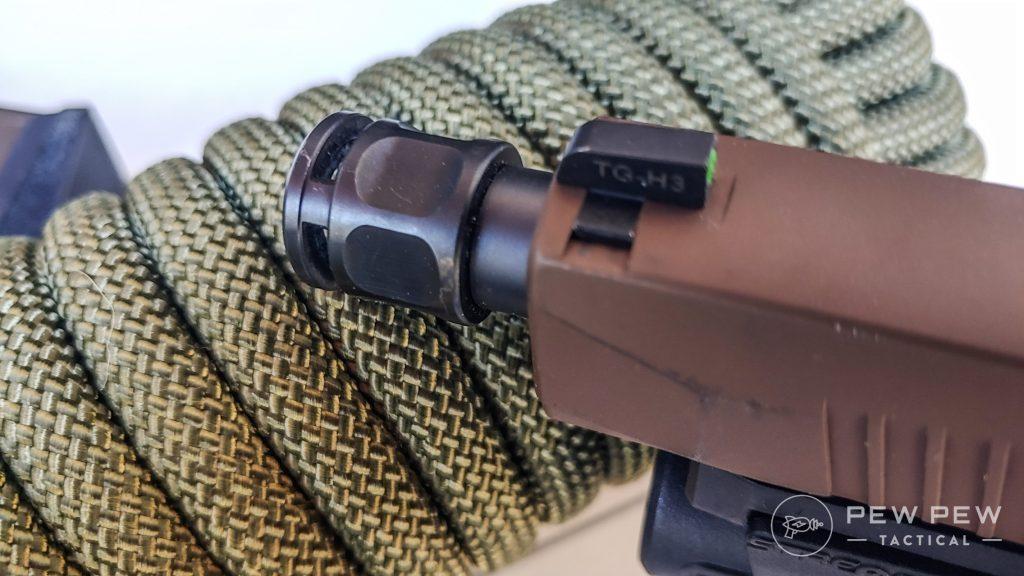 Sig Sauer P365 Upgrades Comp