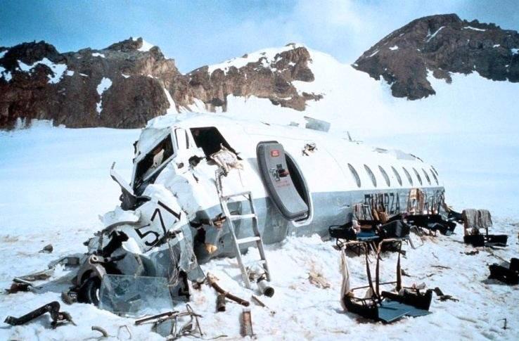 Alive Plane Crash