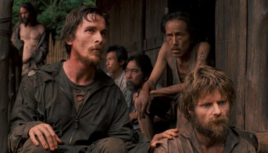 Christian Bale and Steve Zahn Rescue Dawn