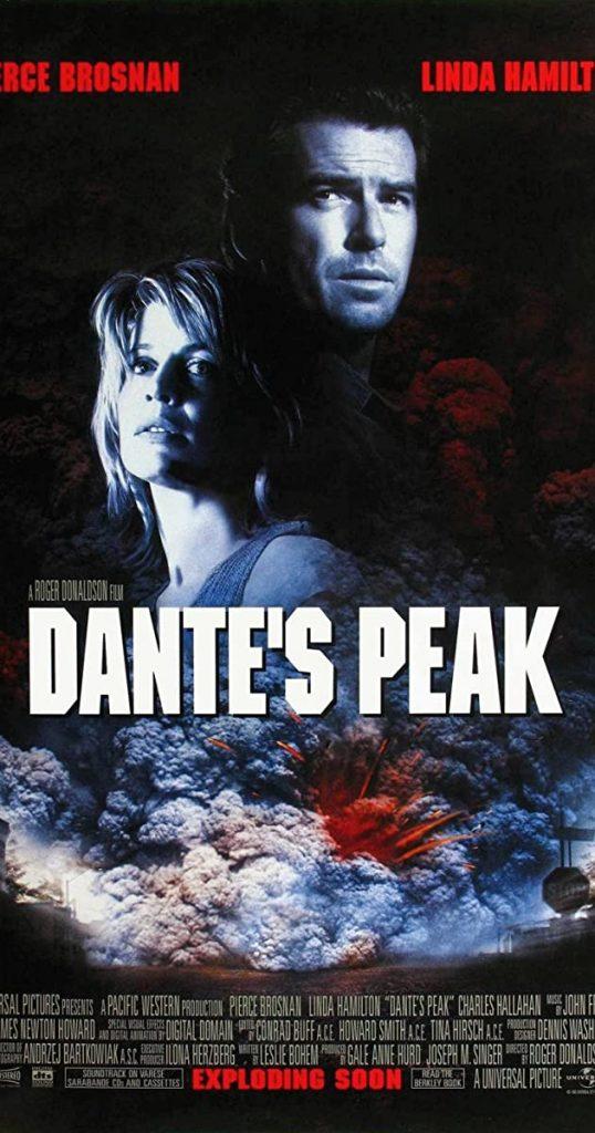Dante's Peak Poster