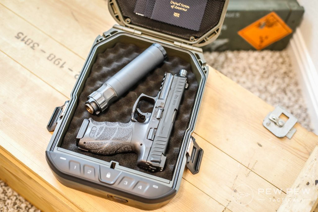 LifePod 2.0 with VP9 and Suppressor