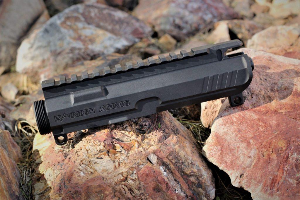 Rainier Arms Ultramatch .308 Billet Upper MOD 3