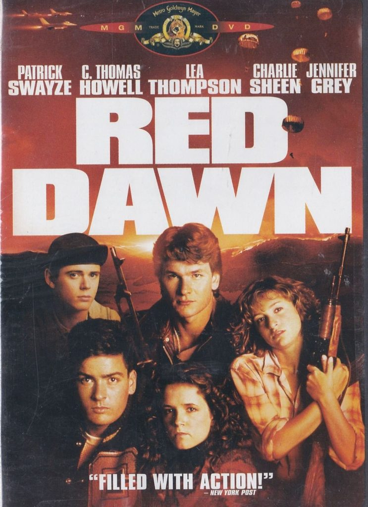 Red Dawn Poster