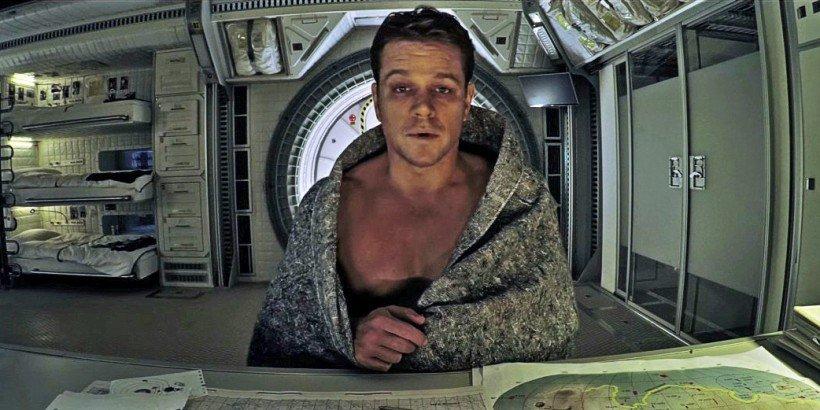 The Martian video log