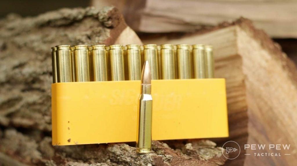 FN SCAR 17S 308 Ammo