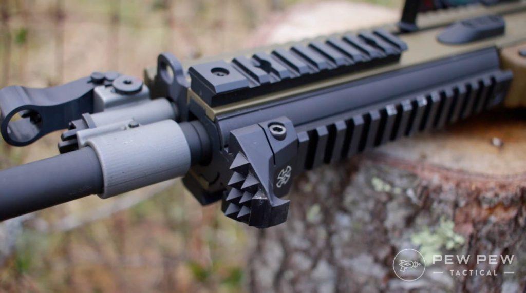 FN SCAR 17S Handstop