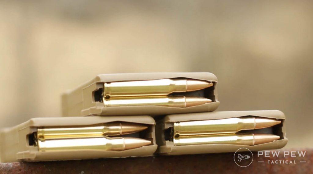 FN SCAR 17S 308