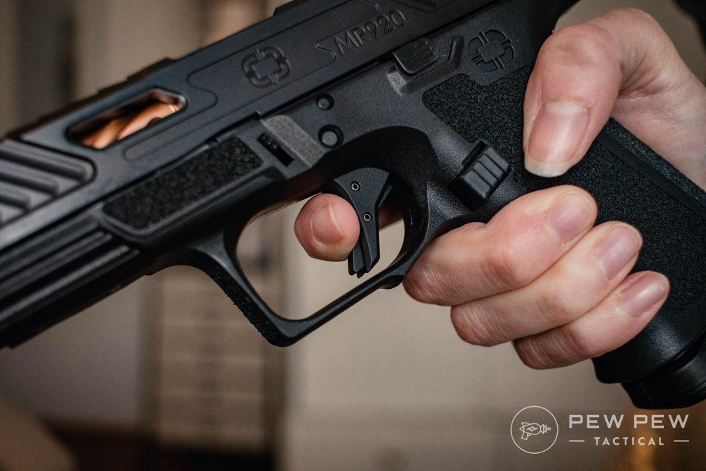 Handgun Women Trigger MR920