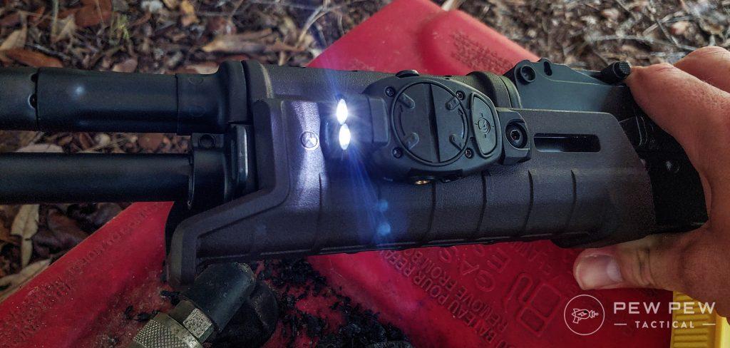 MFT Backup Light Torch