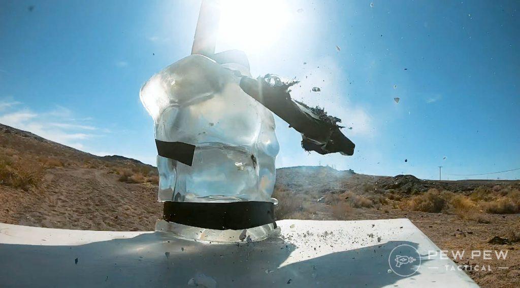 Body Armor Test LAPG Level 3 Black Tip