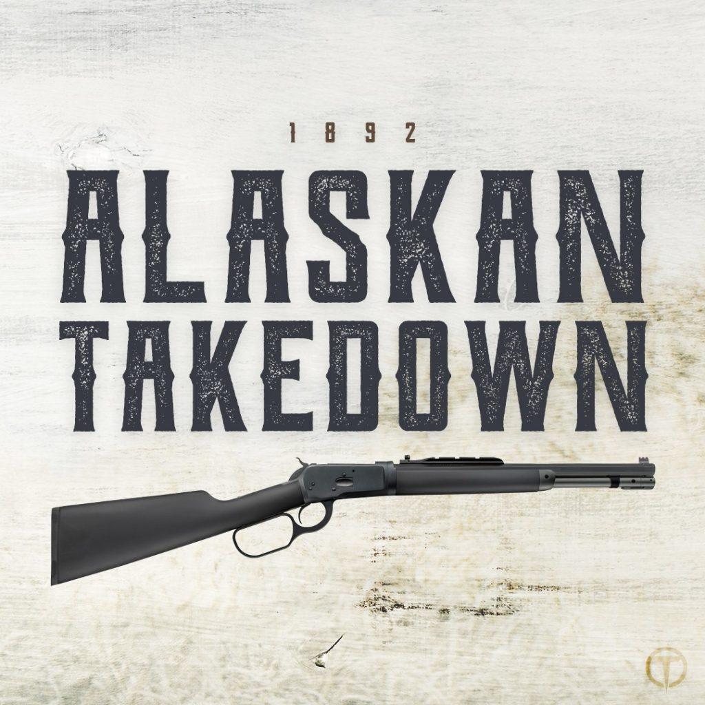 Taylors Company 1892 Alaskan Takedown
